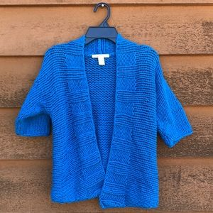 Kenneth Cole New York | Blue Knit Sweater